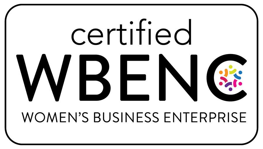 Analytics WEST is a WBENC-Certified Women's Business Enterprise